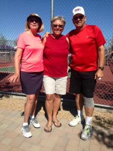 Arizona 2016 - Colorado friends Marsha and Bill