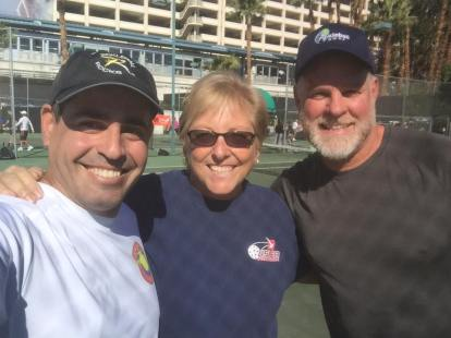Las Vegas - 2016 w/ Leo and John Conley