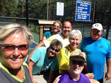 Mentor w/Cindy and Dave Brown, Cheryl, and Luann and Tom Hiser