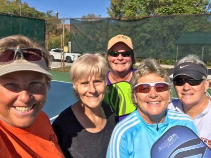 w/Diane, Karla, Judy, Vicki