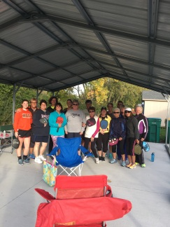 Tuesday night Ladies league - Toledo Pickleball Club