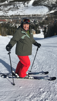 me-skiing