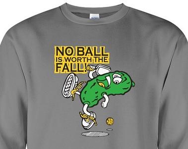 no ball